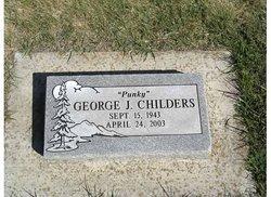 "George J ""Punky"" Childers"