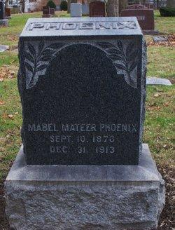 Mabel Frances <I>Mateer</I> Phoenix