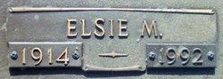 Elsie May <I>Over</I> Boatman