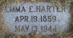 Emma Elliner <I>Brown</I> Harter