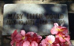 Mary Ellen <I>Bowman</I> Beck Gould