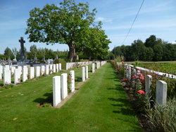 Saint Venant Communal Cemetery