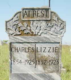 """Nancy Elizabeth """"Lizzie"""" <I>Willfoung</I> Howland"""