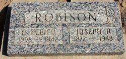 Joseph Alvin Robison