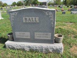 Pearl M <I>Colbert</I> Ball
