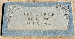 Evan Cornelius Ekker
