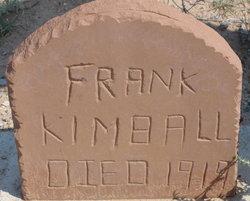 Frank Kimball