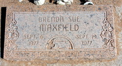 Brenda Sue Maxfield