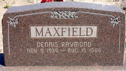 Dennis Raymond Maxfield