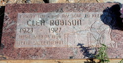 Clea Robison