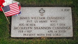 James William Cummings