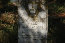 William Edward Duncan