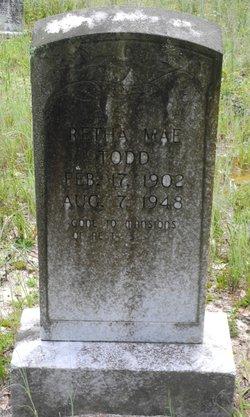 Retha Mae Todd