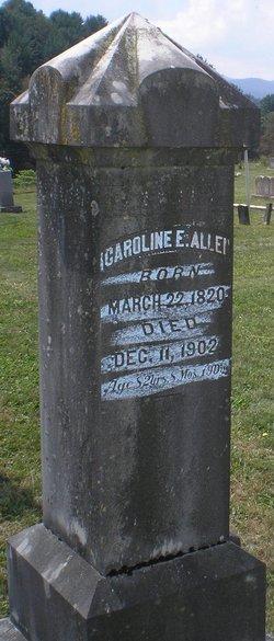 Caroline Elizabeth <I>Donnelly</I> Allen