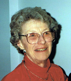 Sara Thornton <I>Jones</I> Wade
