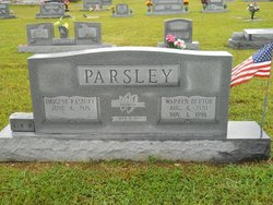 Imogene <I>Rasbury</I> Parsley