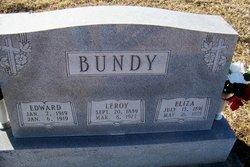 Leroy Bundy