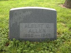 Albert Curtis Allen, Sr