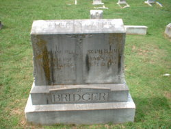 Nancy Jane <I>Hill</I> Bridger