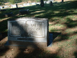 Ruby <I>Allen</I> Bailey