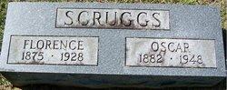 Mary Florence <I>Bull</I> Scruggs