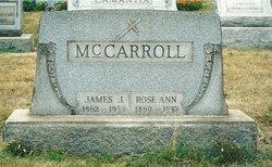 "James Joseph ""J.J."" McCarroll"