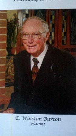 Ezra Winston Burton
