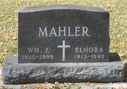 Elnora Martha <I>Gast</I> Mahler