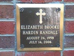 Elizabeth Brooke Hardin Randall