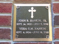 John B Hankin, Jr