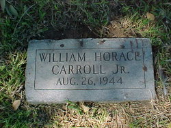 William Horace Carroll, Jr