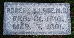 Dr Robert P Lane