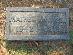 Mathew Wilkey Ransom