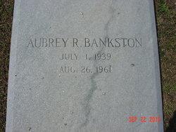 Aubrey Ray Bankston