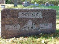 """Theodore """"Tedder"""" Knutson"""