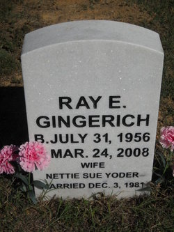Ray E Gingerich