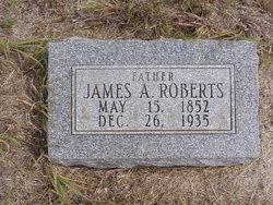 James A Roberts