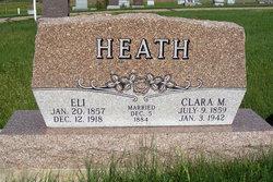Clara Mae <I>Propst</I> Heath