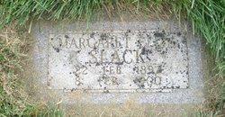 Margaret Eliza Slack