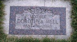 Dorothea D Mell