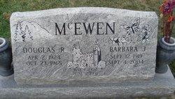 Douglas R McEwen