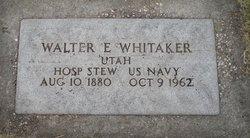 Walter Eugene Whitaker
