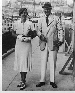 Gertrude Lewis <I>Conaway</I> Vanderbilt