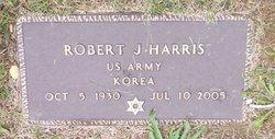 Robert J Harris
