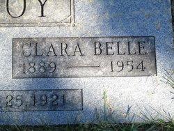 """Clara Belle """"Bessie"""" <I>Welch</I> McAboy"""