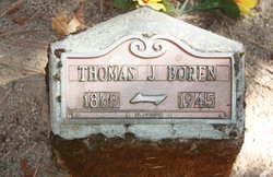 Thomas Jackson Boren