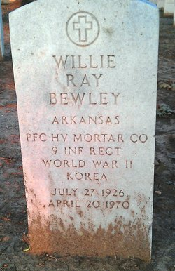Willie Ray Bewley