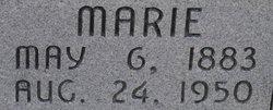 Marie <I>Jensen</I> Petersen