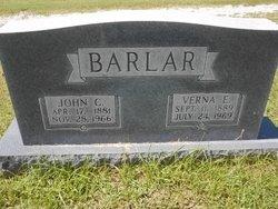 John Cahal Barlar