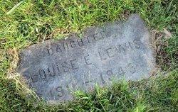 Louise E. <I>Pushard</I> Lewis